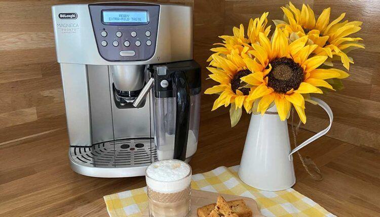 Delonghi ESAM 4500 Magnifica Kahve Makinesi